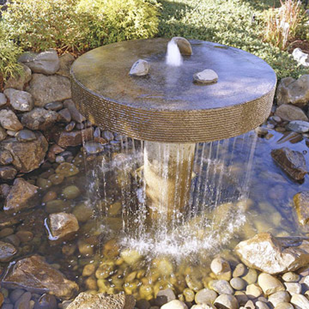 Water Feature - Water Landscaping - South Dakota
