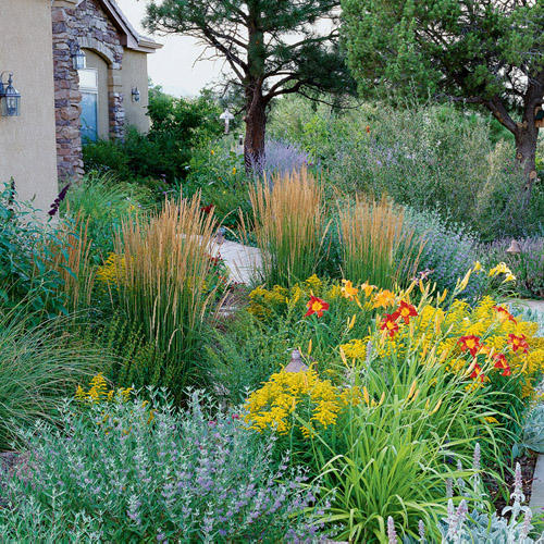 Xeriscaping - Water Landscaping - Massachusetts